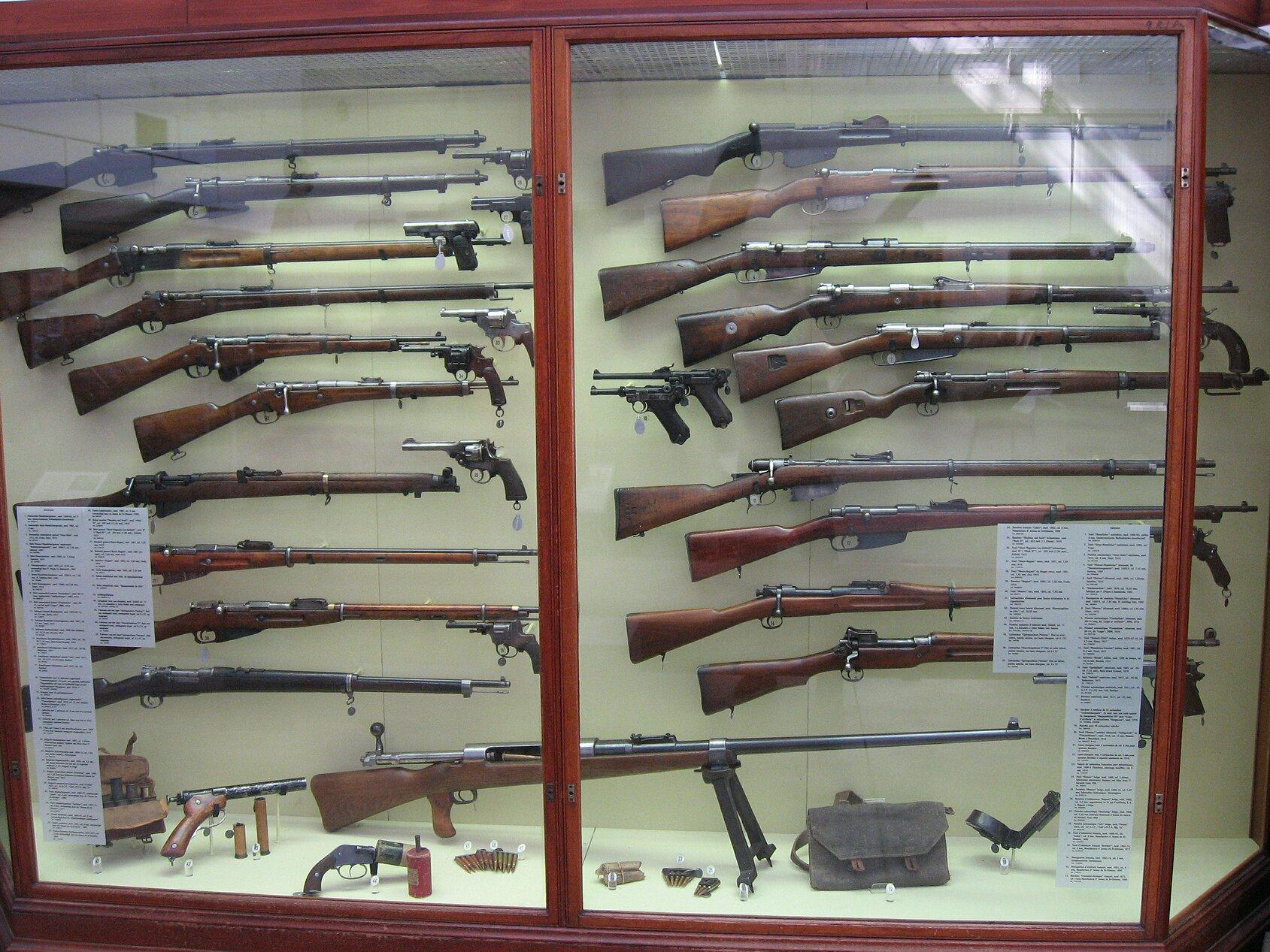 Webpage Design Of WWI Weaponry - tresenglishsite