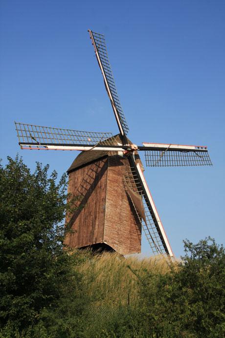 Moulin-a-vent-de-Woluwe-Saint-Lambert