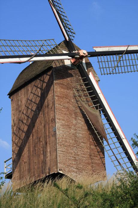 Woluwe-Saint-Lambert Windmill
